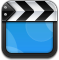 Movie, Videos icon