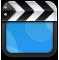 Movie, Videos icon