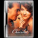 Case, Chocolate, Dvd icon