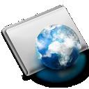 folder, site, internet, shared, network icon