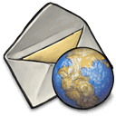 email, location, page, derp, send icon