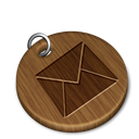 Mail, Woody icon