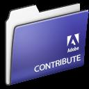 adobe,contribute,folder icon