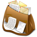 all, envelop, message, mail, letter, email icon