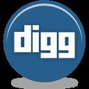 Digg 1 icon