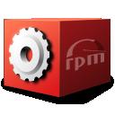 mime, gnome, application, rpm icon