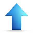 increase, up, ascending, upload, rise, arrow, ascend, arrow up icon