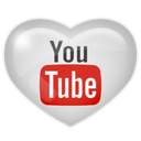 social, youtube, media icon