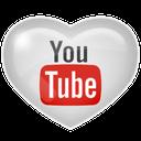 social, youtube, media icon