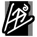 jumping, ski icon