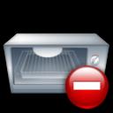 Oven, Remove icon