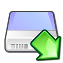 hard drive, hdd, hard disk, mount icon