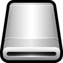 device, removable, hardware, drive, usb, disk, external icon