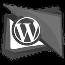social, media, wordpress, blog, logo icon