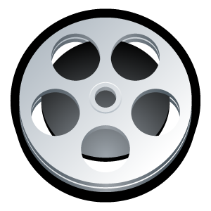 film, movie, maker, video, window icon