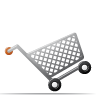 ecommerce, diagram, shopping, webshop, commerce, buy, cart, shopping cart icon