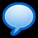 chat, bubble icon