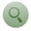 zoom, find, search icon