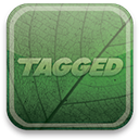 eco, tagged, green icon