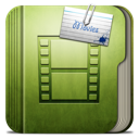 Folder Movie Folder icon