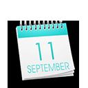date, schedule, calendar icon