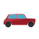 transport, transportation, travel, car, vehicle icon