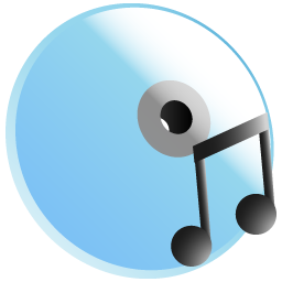 disc, disk, save, music icon