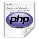 application,php icon