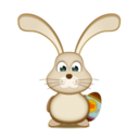 easter Bunny EGG icon