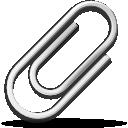 attachment, mail, letter, envelop, email, message icon