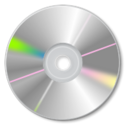 dvd, cd, disc icon