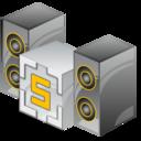 sound, track icon