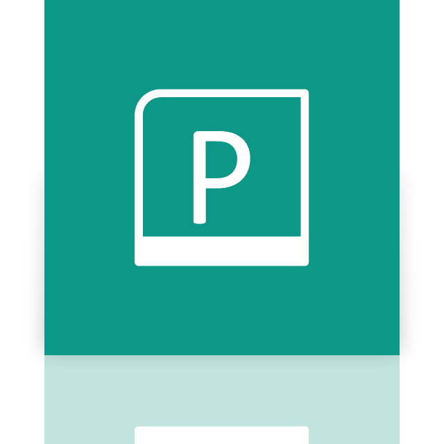 mirror, alt, publisher icon