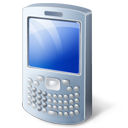 smartphone, blackberry icon