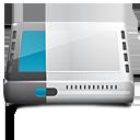 gnome,modem,monitor icon