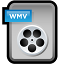 File, Video, Wmv icon