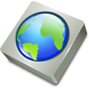 web,drive icon