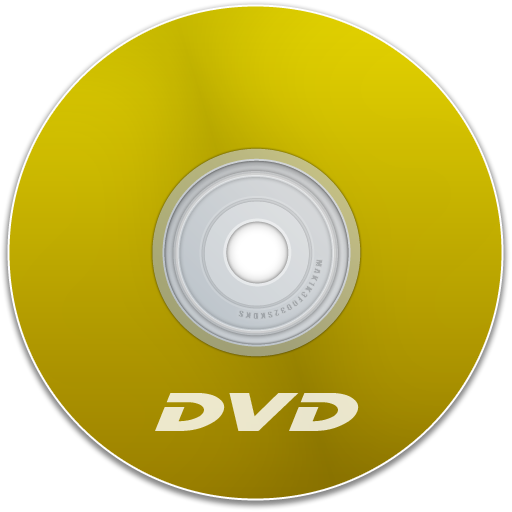 cd, disk, yellow, save, dvd, disc icon