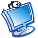 webcam,cam,mycomputer icon