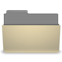 Folder, Manilla, Visiting icon