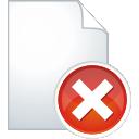 Page, Remove icon