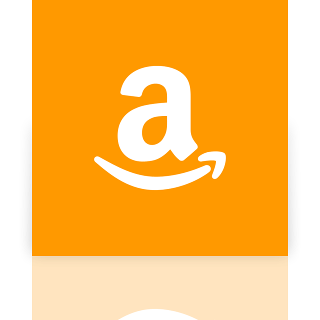 alt, mirror, amazon icon