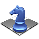 chess, springer, knight, horse icon