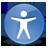 gnome, 48, accessibility, desktop, preferences icon