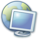 place, network icon