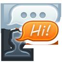 messages, message, chat, speech, bubble, talk, bubbles, communication, comment, user icon