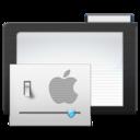 dark,folder,preference icon