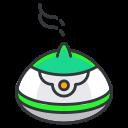 go, play, container, game, pokemon icon