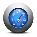 widgets, dashboard icon
