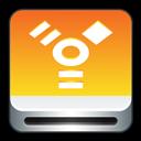 Drive, Firewire, Removable icon